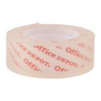 Office Depot Plakband Polypropyleen 19mm X 33m Transparant