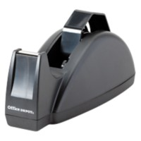 Office Depot Plakband Dispenser Dual Core Zwart