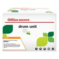 Office Depot Compatible voor Brother DR6000 Zwart Tonercartridge