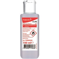 Diversey Desinfecterende handgel Soft care Wit 100 ml