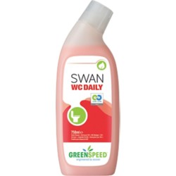 GREENSPEED by ecover Toiletreiniger WC Daily dennen 750 ml