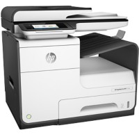 HP Pagewide Pro 477dw Kleuren Inkjet Multifunctionele printer A4