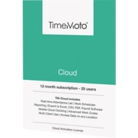 Safescan Software TM-CLOUD / TM-CLOUD PLUS Lidmaatschap