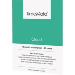 Safescan Software TimeMoto 139-0590