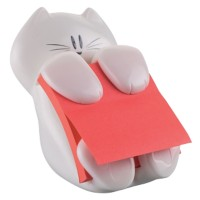 Post-it CAT-330 Z-Notes Dispenser Wit 76 x 76 mm 1 Vellen à 90 Vellen