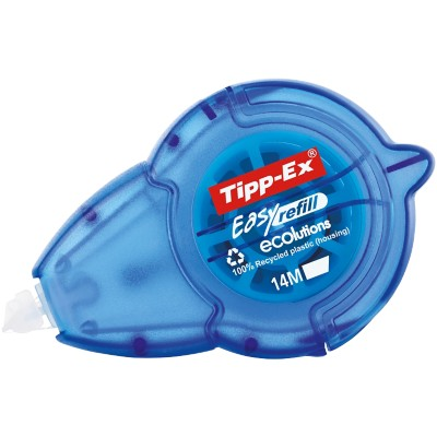 Tipp-Ex Correctieroller Easy Refill Wit 4,2 mm x 14 m