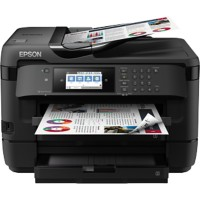 Epson WorkForce WF-7720DTWF Kleuren Inkjet Multifunctionele printer A3