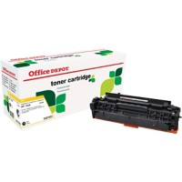 Compatibel Office Depot HP 312X Tonercartridge CF380X Zwart