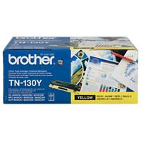 Brother TN-130 Origineel Tonercartridge Geel