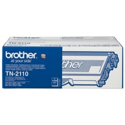 Brother TN-2110 Origineel Tonercartridge Zwart