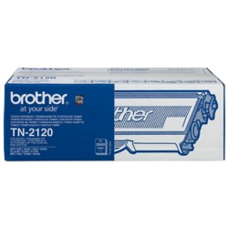 Brother TN-2120 Origineel Tonercartridge Zwart
