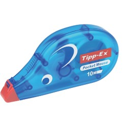 Tipp-Ex Correctieroller Pocket Mouse Wit 4,2 mm x 10 m