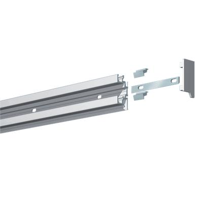 Legamaster Wandrail Legaline 2400 x 50 mm Wit