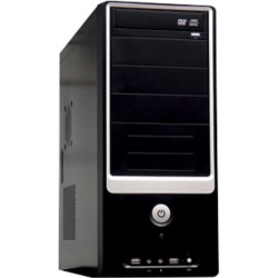 JOY-iT Desktop PC Win10Pro 2 x 3.7 GHz Intel HD 630 1 TB Windows 10 Pro