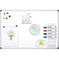 Office Depot Whiteboard Staal Magnetisch 200 x 100 cm