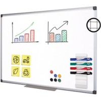 Office Depot Whiteboard Superior Email Magnetisch 120 x 90 cm