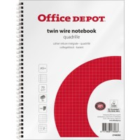 Office Depot Wit, rood A5+ 70 g/m²