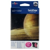 Brother LC1100M Origineel Inktcartridge Magenta