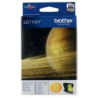 Brother LC1100Y Origineel Inktcartridge Geel