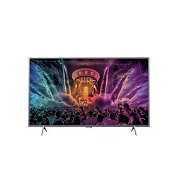 Philips TV 49PUS6401 Grijs