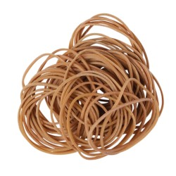 Office Depot Elastiekjes 16 Naturel 60 x 2 mm 500 g