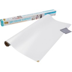 Post-it Whiteboardfolie Super Sticky Speciaal Blanco Wit 121,9 x 91,4 cm