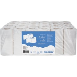 Niceday Toiletpapier 2-laags 48 rollen à 200 vellen