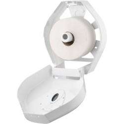Toiletrolhouder Maxi Wit