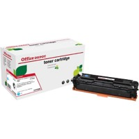 Office Depot Compatibel Canon 731 Tonercartridge Cyaan