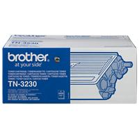 Brother TN-3230 Origineel Tonercartridge Zwart