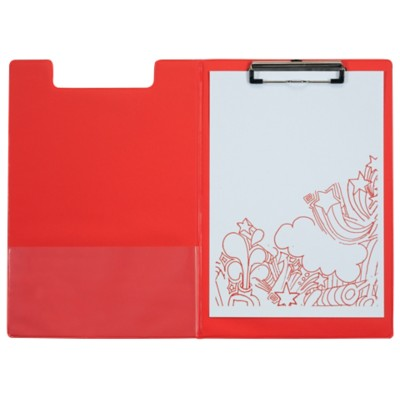 Office Depot Klembord Rood
