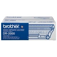 Brother DR-2000 Original Zwart Drum Unit DR2000