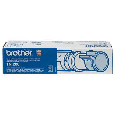 Brother TN-200 Origineel Tonercartridge Zwart Zwart
