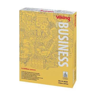 Viking Business Papier A4 80 g/m² Wit 500 Vellen