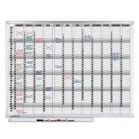 Legamaster Planner Professional Wit 120 x 90 cm
