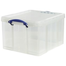 Really Useful Boxes Archiefboxen A4 Transparant plastic 42 l