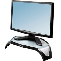 Fellowes Monitorverhoger Smart Suites 8020101 Zwart, zilver