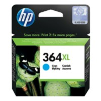HP 364XL Origineel Inktcartridge CB323EE Cyaan