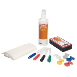 Office Depot Whiteboard starterkit Economy Wit