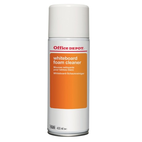 Office Depot Reinigingsschuim voor whiteboard 400 ml