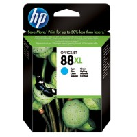 HP 88XL Origineel Inktcartridge C9391AE Cyaan