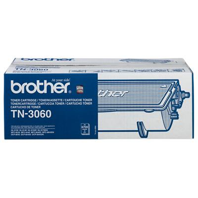 Brother TN-3060 Origineel Tonercartridge Zwart