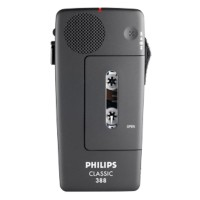 Philips Voice recorder Pocket memo LFH388 Zwart