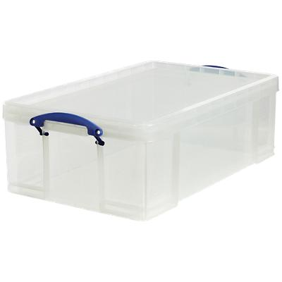 Really Useful Boxes Archiefboxen Transparant Plastic 71 x 44 x 23 cm