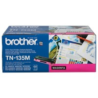 Brother TN-135M Origineel Tonercartridge Magenta