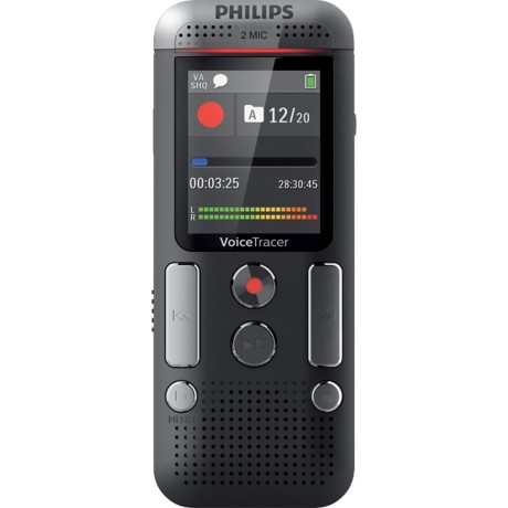 Philips Digitale voicerecorder DVT2510