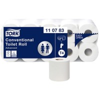 Tork Toiletpapier T4 Advanced 3-laags 10 Rollen à 250 Vellen