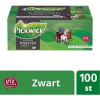 Pickwick English Thee 100 Stuks