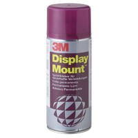 3M Lijmspray Display Mount Transparant 400 ml