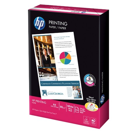 HP Printing Papier A4 80 g/m² Wit 500 vel